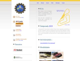 fca.com.br screenshot