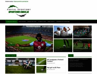fcbarcelona.com.pl screenshot