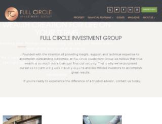 fcfinancial.com.au screenshot
