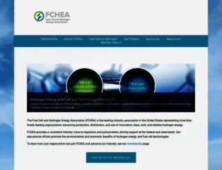 fchea.org screenshot