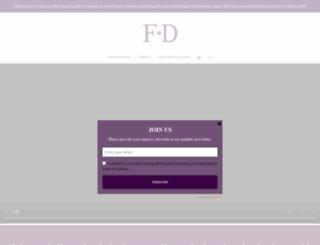 fd-gallery.com screenshot
