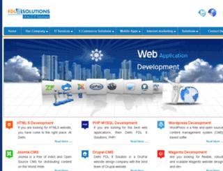 fdlitsolution.com screenshot