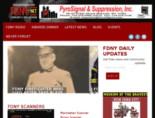 fdny.net screenshot