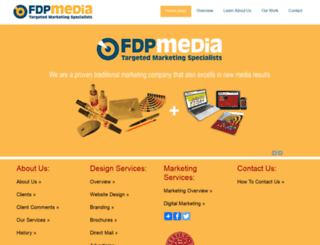 fdpmedia.com screenshot