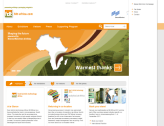 fdt-africa.com screenshot