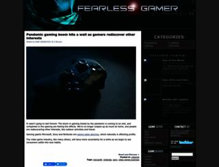 fearlessgamer.com screenshot