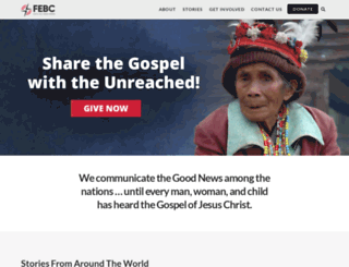 febc.org screenshot