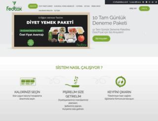 fedbox.com.tr screenshot