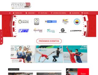fedepatin.org.co screenshot