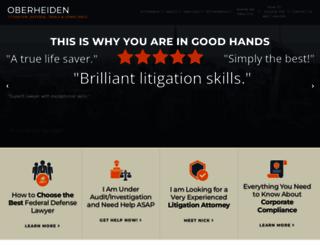 federal-lawyer.com screenshot