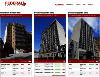federal-realestate.com screenshot