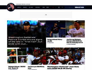 federalbaseball.com screenshot