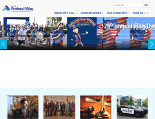 fedway.org screenshot