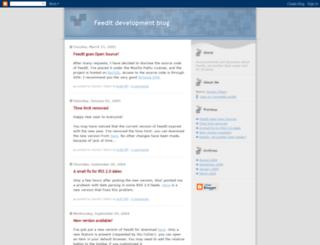 feedit.blogspot.de screenshot