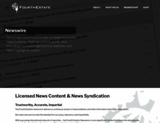 feedsyndicate.com screenshot