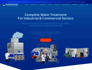 feedwater.co.uk screenshot