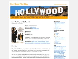 feelgoodfilmblog.com screenshot