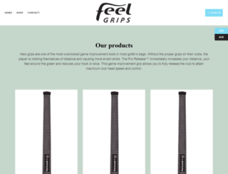 feelgrips.com screenshot