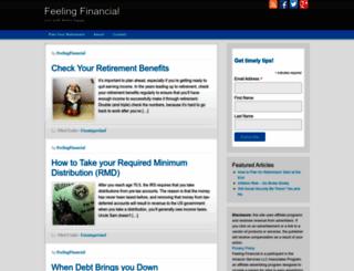 feelingfinancial.com screenshot