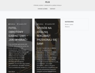 fejs.org.pl screenshot