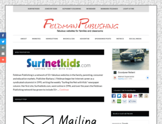 feldmanpublishing.com screenshot