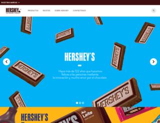 felicidadhersheys.com screenshot
