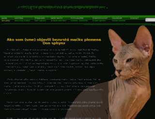 felinoterapia.pyrel.net screenshot