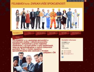 felixprace.webmium.com screenshot