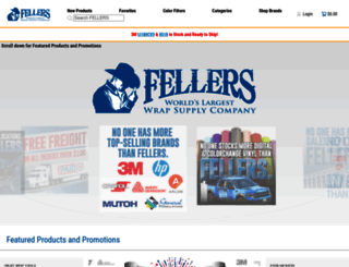 fellers.com screenshot