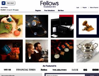 fellows.co.uk screenshot