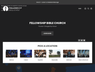 fellowshiponline.com screenshot