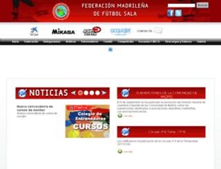 femafusa.com screenshot