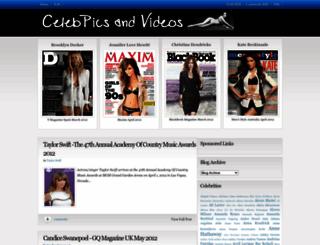 femalecelebritypicture.blogspot.com screenshot