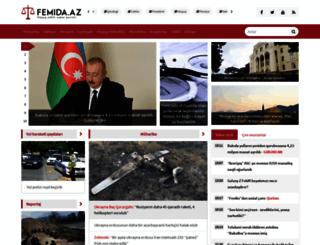 femida.az screenshot