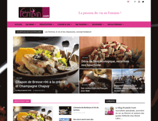 femivin.com screenshot