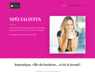 femmerepentigny.com screenshot