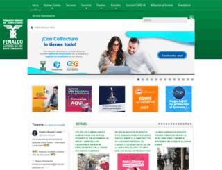 fenalcobogota.com.co screenshot