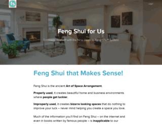 fengshuiforus.com screenshot