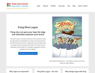 fengshuilogos.co.uk screenshot