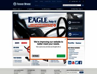 fennerdrives.com screenshot