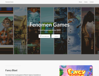 fenomen-games.com screenshot