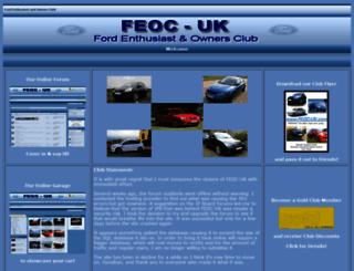 feoc-uk.com screenshot