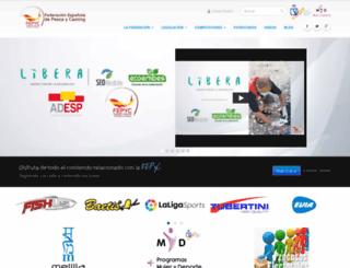 fepyc.es screenshot