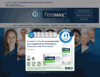 feramax.com screenshot