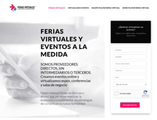 feriavirtual.co screenshot