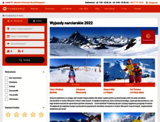 ferie-zimowe2015.travelplanet.pl screenshot