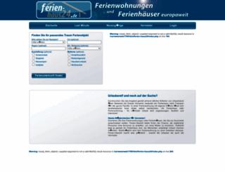 ferien-haus24.de screenshot