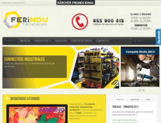 ferindu.com screenshot