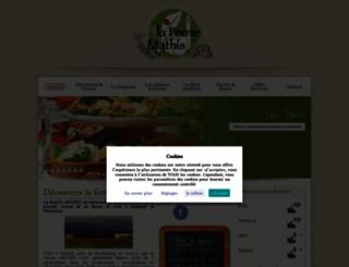 fermemathis.com screenshot