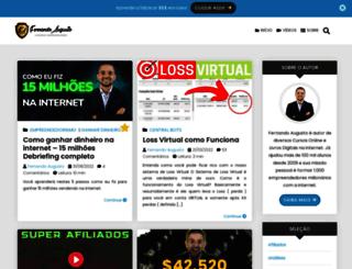 fernando-augusto.com screenshot